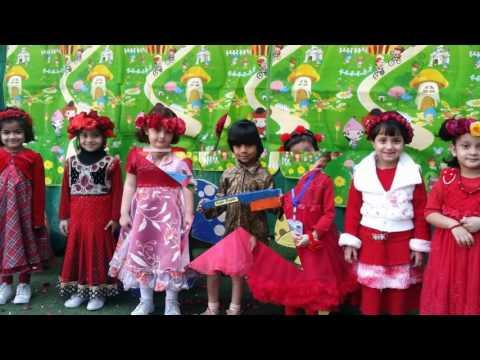 Cute Nursery babies - karachi Public School