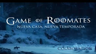GAME OF ROOMATES | VIDEOS VIRALES | HUMOR