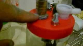 generator de hidrogen - HHO - varianta 1 (in limba romana)