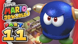 [Replay] Super Mario 3D World: Part 11 (4-Player)