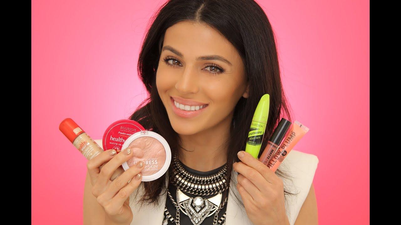 Best drug store makeup