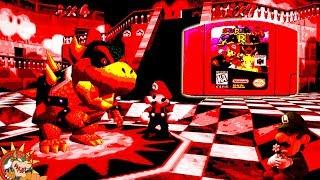 """Creepypasta: """"El cartucho maldito de Super Mario 64"""""""