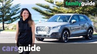 Audi Q2 2.0 TFSI Quattro 2018 review