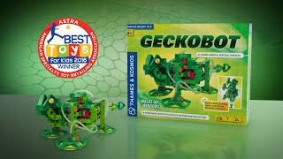 Geckobot - The Wall Climbing Robot by Thames & Kosmos