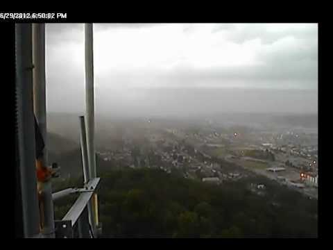 Huntington, WV Storm 6/29/2012