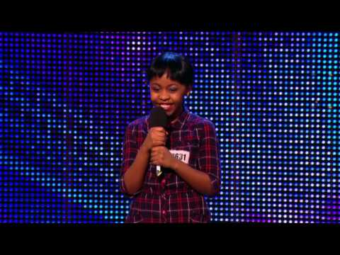 Asanda Jezile Diva de 11 de Idade Canta