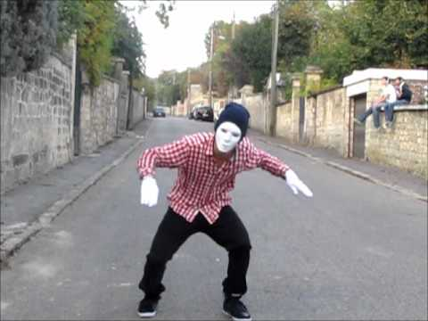 Clip Dubstep Dance video