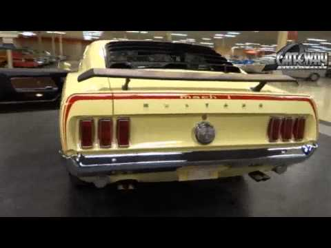 1969 Ford Mustang Mach 1 428CJ Replica for sale at Gateway Classic Car