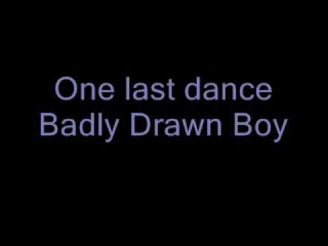 Badly Drawn Boy - My Names Not Down