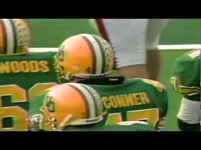 Oregon LB Joe Farwell sacks Stanford QB Steve Stenstrom 11-02-1991