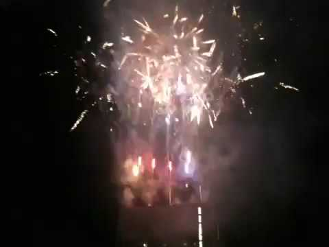 AT&T Performing Arts Center Fireworks Finale