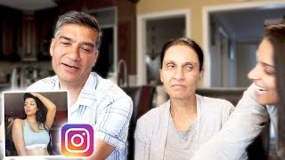 Download Lagu The Time My Real Parents React To My Instagram Pictures (Day 944) Gratis STAFABAND