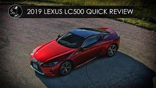 2019 Lexus LC500 V8 | Split Personality Disorder