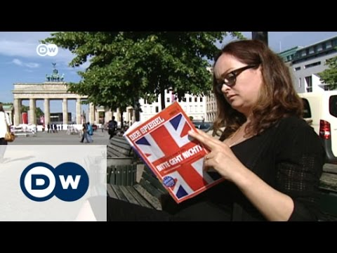 Germans want Britain to remain in EU | DW News