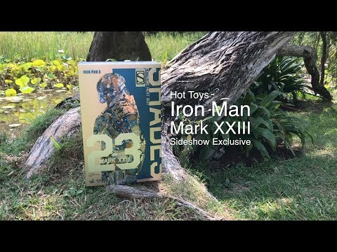 [REVIEW] Hot Toys Iron Man Mark XXIII Sideshow Exclusive