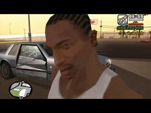 Starter Save - Part 10 - The Chain Game - GTA San Andreas PC - complete walkthrough-achieving ??.??%