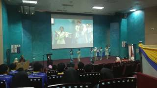 Zapin performance from Walailak University, Thailand