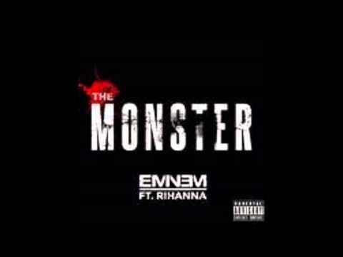 The Monster Eminem ft Rihanna BASS BOOSTED