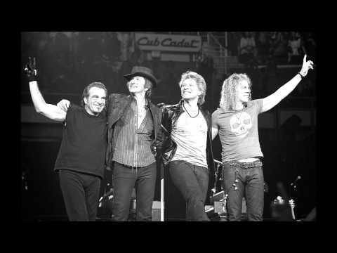 Bon Jovi - Pictures Of You(Lyrics)