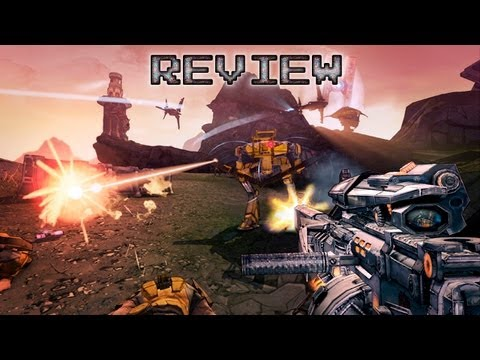 Borderlands 2 Review (PS3 / 360 / PC)