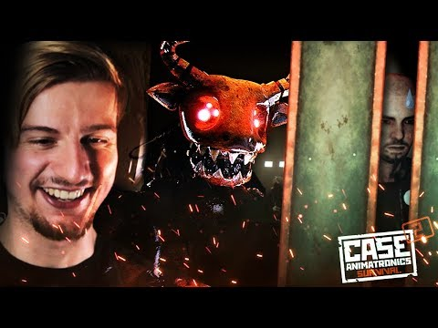 HIDING FROM THE ANIMATRONIC (He knows..)    CASE 2: Animatronics (MULTIPLAYER) thumbnail