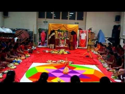 Chitra Pournami 2012 - Melmaruvathur Adhiparasakthi Harrow Mandram Uk video