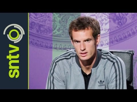 Wimbledon Champion Andy Murray on Ivan Lendl