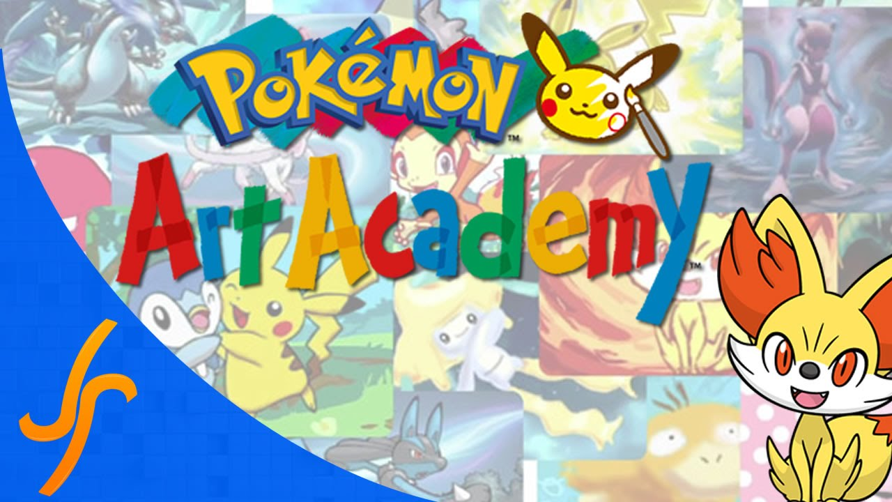 Pokemon Art Academy Fennekin Pokemon Art Academy Fennekin