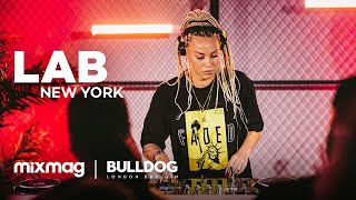Sam Divine house set in The Lab NYC