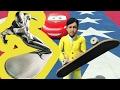 Gümüş Sörfçü Afacanlara Kaykay Sürmeyi Öğretiyor (Çizgi Film Tadında - Türkçe Dublaj)