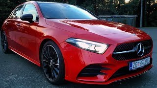 New Mercedes A-Class 2018 In depth FULL REVIEW | Exterior, detailed interior tour & driving