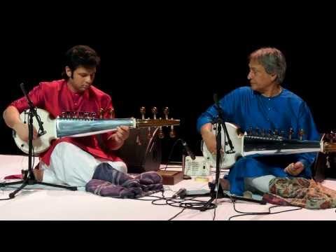 Sarod Maestro Amjad Ali Khan with Amaan Ali Khan and Ayaan Ali Khan, CC Maasmechelen