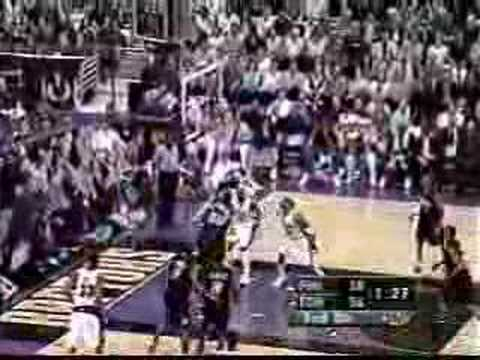 Vince Carter - amazing playoff game vs. the sixers
