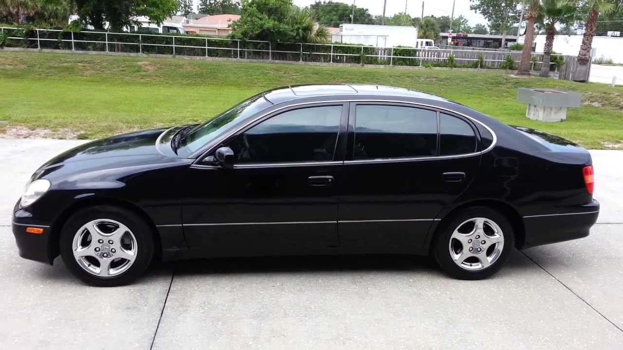 1999 Lexus Gs300 For Sale Youtube