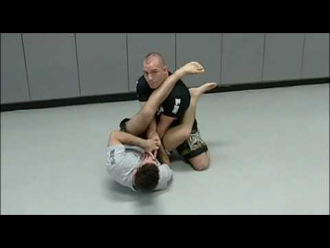 Matt Serra Brazilian Jiu-Jitsu Training Video Vol.1 part 4 of 5 Image 1