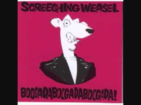 Screeching Weasel - Supermarket Fantasy