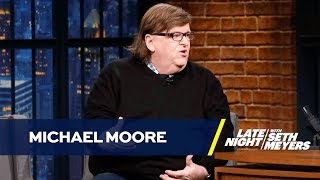 Michael Moore Pleads to Donald Trump to Attend More Security Briefings
