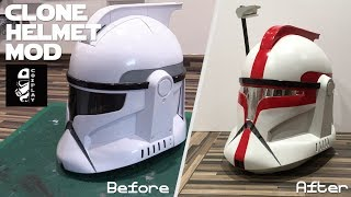 Hasbro Clone Trooper Helmet Conversion