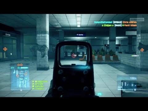 Battlefield 3 : Partidaza live 2/2 con Willyrex, Zick y SdOw