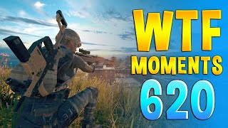 PUBG WTF Daily Moments Highlights Ep 620