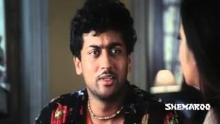 Maatraan - Kidnap Movie Comedy Scenes - Jyothika opening a beer bottle cap with her teeth - Brothers Surya