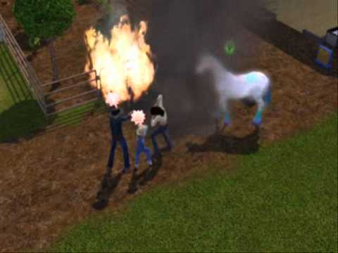 The Sims 3 Pets Unicorn – The Sims 3 Animali & Co. Unicorni