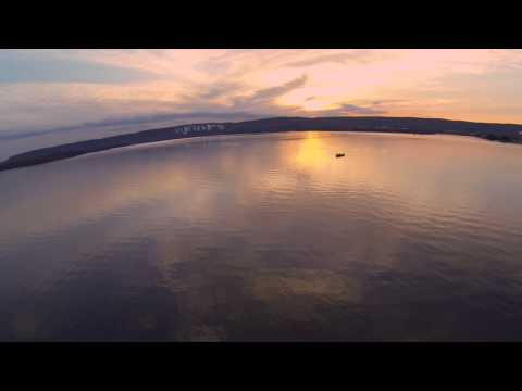 Billings Park Superior WI Sunset DJI Phantom2 and GoPro