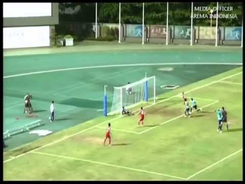 [Cuplikan] AFC Cup Kitchee vs Arema Indonesia