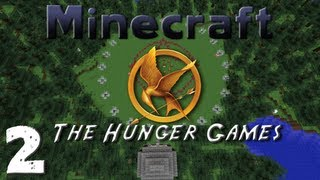 Minecraft: Hunger Games Part 2 | Survival Games with Tibbsy and Monahan