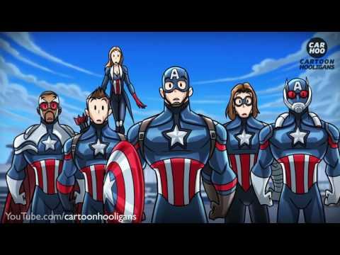 Гражданская война [Cartoon Hooligans]
