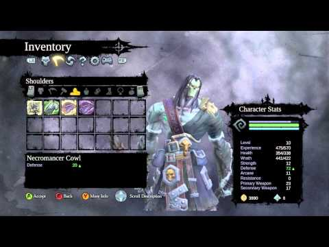 Darksiders 2 - epic new gameplay footage