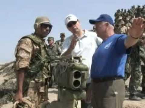 Primer Lanzamiento de Misil Antitanque Kornet-E en Latinoamerica - FFAA Perú