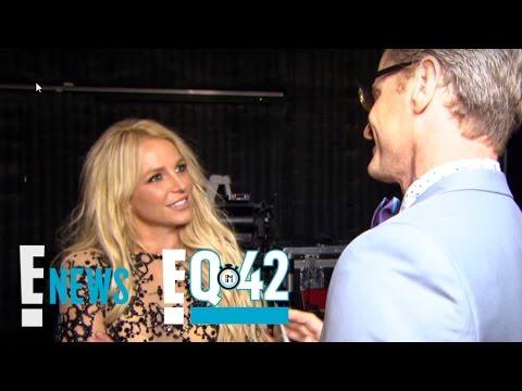 Britney Spears Takes the E!Q in 42   E!Q in 42   E! News