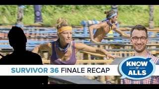 Survivor Know-It-Alls | Ghost Island FINALE Recap | Sophie Clarke